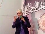 New Naat  Me Aa gya Shehar Madine Chon By Muhmmd Usman Ali Qadri 2016 Mehfil-e-Melad In Lahore..., Contact: 0344-4142117