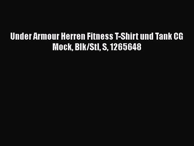Under Armour Herren Tank Fitness T-Shirt und Tank Raid Sleeveless Tee