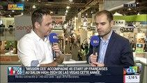 CES 2016: Mission CES accompagne 45 start-up françaises à Las Vegas cette année - 07/01