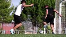 El Rastrillo - Trucos, Vídeos y Jugadas de Fútbol calle y Sala Futsal Skills