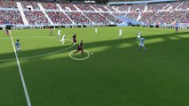 FIFA 16 Tutorial - Basic Skill Moves: Step Over, Ball Roll, Roulette