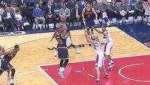 LeBron James Airballs 15-Footer