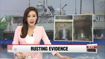 Key evidence in sinking of Cheonan warship has not been taken care of