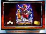 лучшие флэш игры для детей Power Rangers Ninja Storm Flash Game the best games for children
