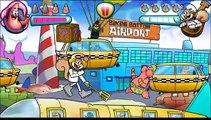 мультик игра разборки в бикини боттом патрик против сенди карате просто улет смотреть детям