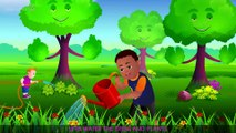 Here We Go Round the Mulberry Bush ¦ Save the Earth from Global Warming ¦ ChuChu TV