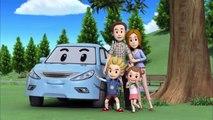 Sécurité routière avec Poli | #21.La sécurité routière expliquée par papa
