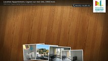 Location Appartement, Cagnes-sur-mer (06), 590€/mois