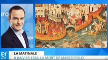 8 janvier 1324, la mort de Marco Polo
