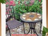 Montilla Bistro Table Size: 73 cm H