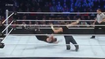 Intercontinental Championship || Dean Ambrose vs Kevin Owens || WWE SmackDown 7 January 2016 || WWE USA Netw || HD