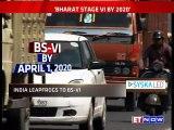 Govt decides to skip BS-V & leapfrogs to BS-VI