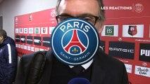 PSG-Rennes Les Reactions