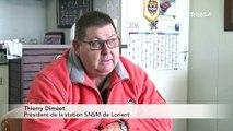 SNSM du pays de Lorient. « Le premier sauveteur c'est le donateur »