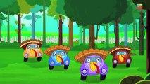 Car Garage | Jeep | Kids Cartoon Jeep