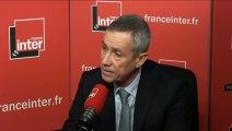 François Molins répond aux questions de Patrick Cohen