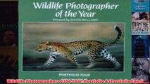 Wildlife Photographer of the Year Portfolio 4 Portfolio Four