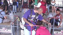 World's highest Bungee Jump by a Pakistani in South Africa World Record