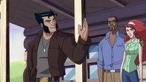 Wolverine and the X men part 1 | Best Action Cartoon English Movie Chotoonz
