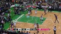 Kobe Bryant Spins & Dunks   Lakers vs Celtics   December 30, 2015   NBA 2015-16 Season