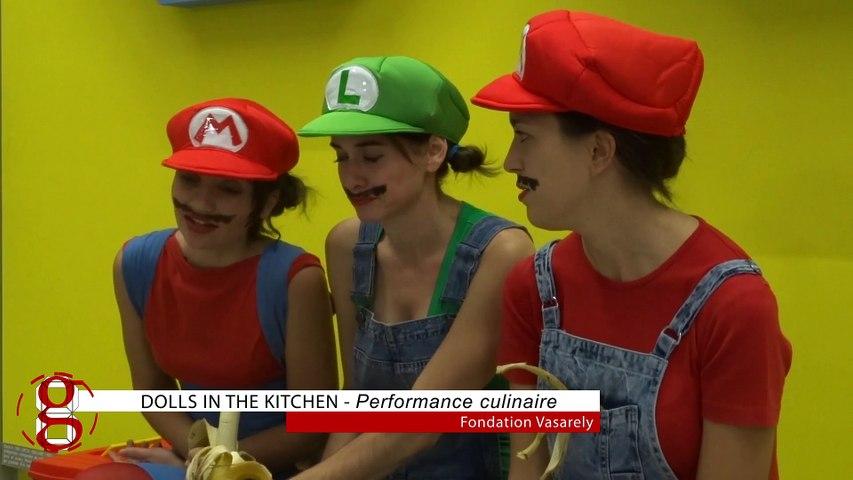 Festival GAMERZ 11 - Dolls in the Kitchen