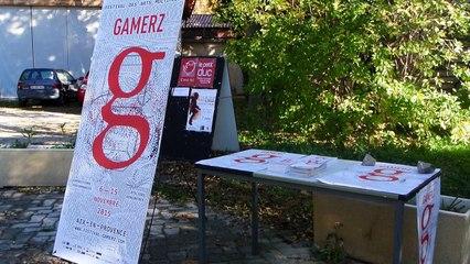 Festival GAMERZ 11 - Lucien Gaudion