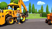 Meet the Team: Roley and Dizzy   Bob the Builder
