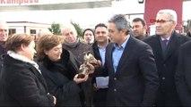 Silivri Cezaevi Önünde 'Basın Özgürlüğü' Ödül Töreni