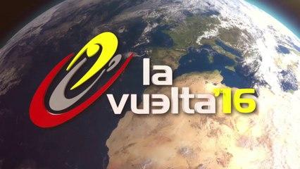 Recorrido Vuelta España 2016