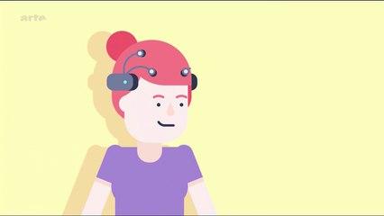 Comment fonctionne le casque permettant de piloter les objets par la pensée ? - FUTUREMAG - ARTE