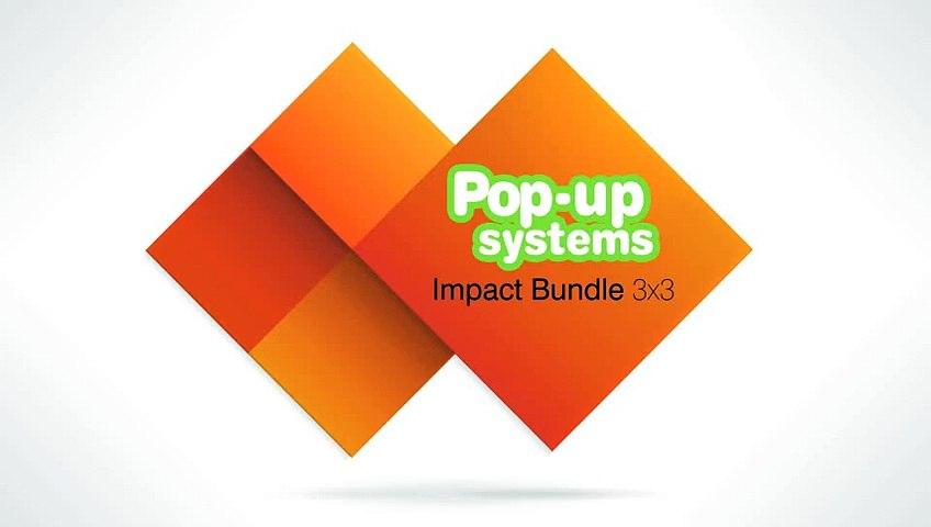 Stand Parapluie - Pop-Up