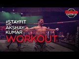 Stay Fit With Akshay Kumar - Workout