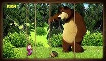 9 Mascha und der Bär (Die mit den Wölfen tanzt)