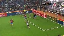 Ahmet Dursun Gol  4 Büyükler Salon Turnuvası  Beşiktaş  Trabzonspor