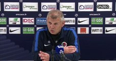 POINT PRESSE (SMC) : AVANT ANGERS - CAEN
