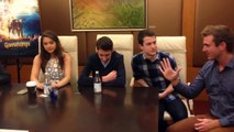 Goosebumps Cast And R.L. Stine Tell Us A Hilarious Scary Story