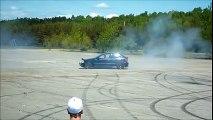 Quando vires este Civic a fazer Drift até vais colar o Piston!