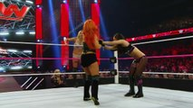 WWE Charlotte, Becky Lynch and Brie Bella, Alicia Fox show- 4