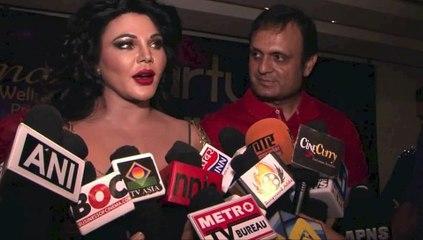 Shocking! Rakhi Sawant Insults Sunny Leone