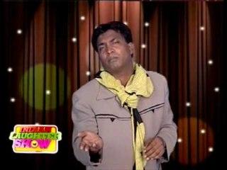 Sunil Pal At His Best Acting On Adnan Sami