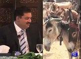 تین سال میں پاکستان سے گدھوں کی دو لاکھ کھالیں بر آمد کی گئیں۔ اس بات کا انکشاف قومی اسمبلی میں کیا گیا۔ ن لیگ کی طاہرہ اورنگزیب نے سوال اٹھایا، کھالیں تو برآمد ہوئیں، بتائیں گوشت کدھر گیا