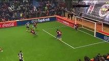 Maç Berabere Bitiyor  4 Büyükler Salon Turnuvası  Beşiktaş 6 - Trabzonspor 6  02.01.2016