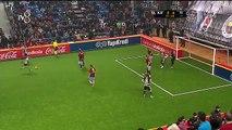 Ahmet Dursunun Golü  4 Büyükler Salon Turnuvası  Beşiktaş 6 - Trabzonspor 6  02012016