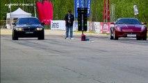 Ferrari 599 Fiorano vs Nissan GT R, Ferrari 458 Italia, Porsche 911 Turbo, BMW M3