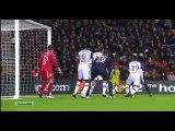 1-0 Thiago Silva Goal France  Ligue 1 - 08.01.2016, Paris St. Germain 1-0 SC Bastia