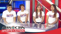 The Score: SSC-R Lady Stags leads NCAA Women's Volleyball