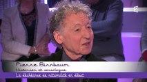 """Pierre Birnbaum : """"Le djihadiste français reste toujours un Français"""" - CSOJ - 08/01/16"""