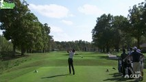 Golf Phenom Patrick Rodgers Lands Driver Like Wedge 2015 Sanderson Farms PGA