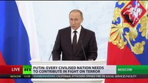 Putin: Allah punished Turkish ruling clique by taking their mind and reason