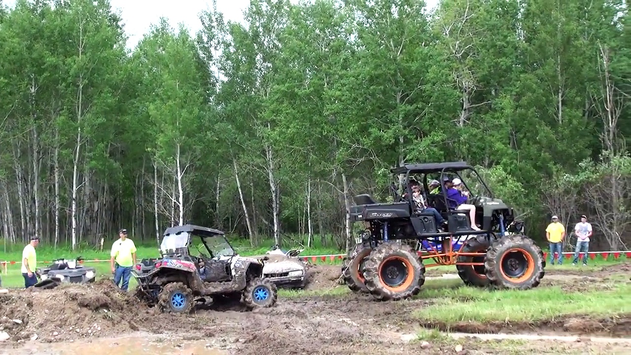 Popular Can-Am motorcycles & Mud videos